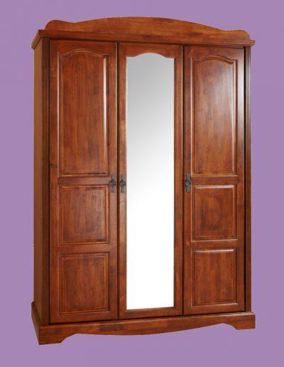 furniture, bedroom, mirror, doors, cupboard