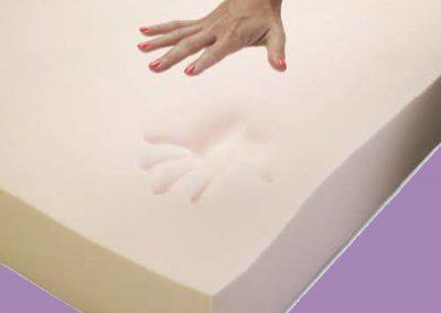 mattress, memory, foam